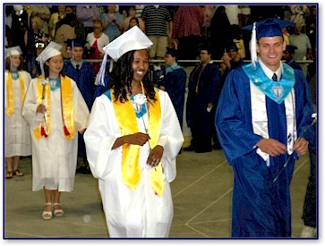 Lewiston High School Graduates